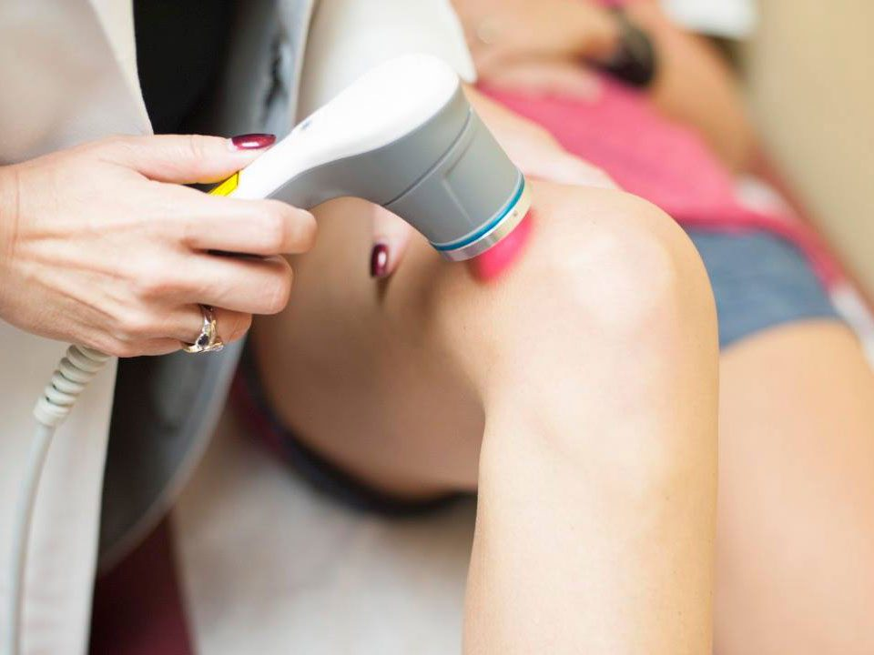HILT (High-Intensity Laser Treatment) relieves pain